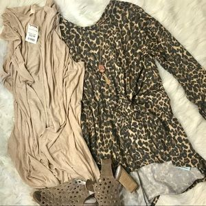 Leopard Lady NWT Bundle 🐆 😍